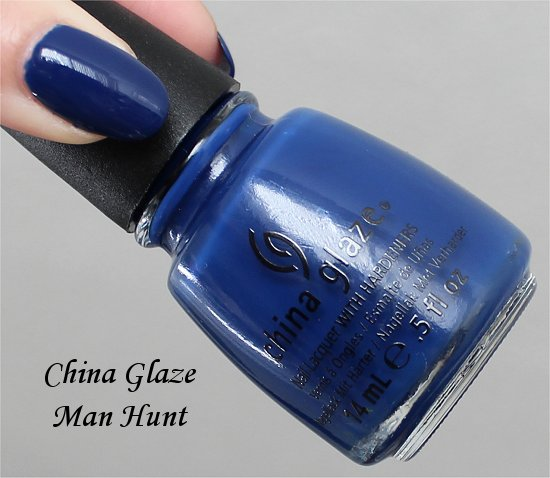Man Hunt China Glaze On Safari Swatches & Review