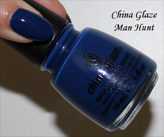 Man Hunt by China Glaze