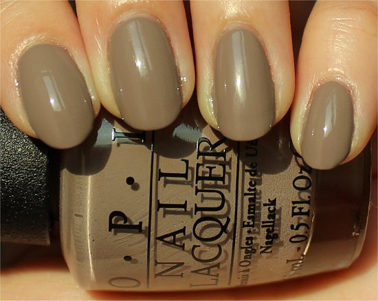 OPI Berlin There Done That Review & Swatch