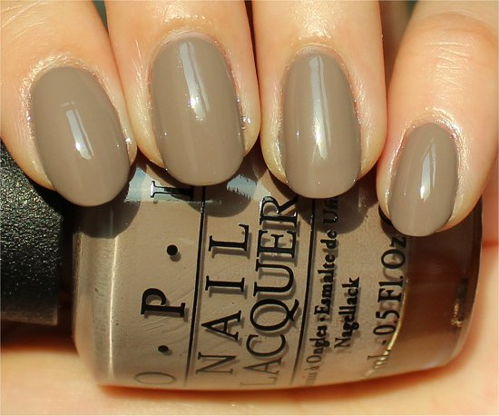 OPI Berlin There Done That Review &amp; Swatches