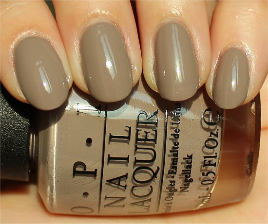 OPI Berlin There Done That Swatch &amp; Review