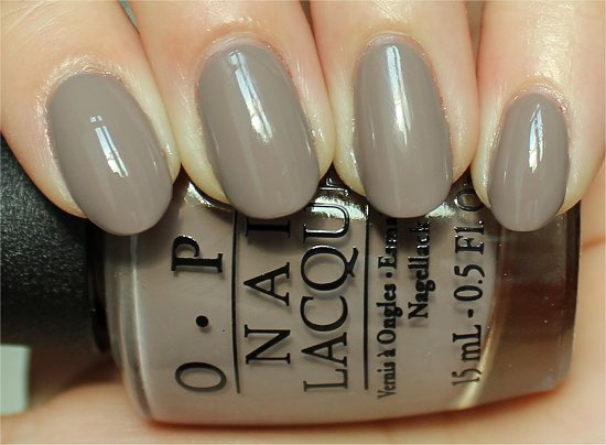 OPI Berlin There Done That Swatches, Review &amp; Pics