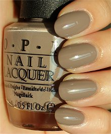 OPI Berlin There Done That Swatches &amp; Review