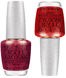OPI DS Indulgence & OPI DS Luxurious Press Release & Promo Pictures