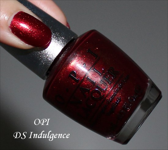 OPI Designer Series Indulgence Review & Pictures