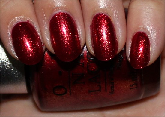 OPI Designer Series Indulgence Review & Swatches