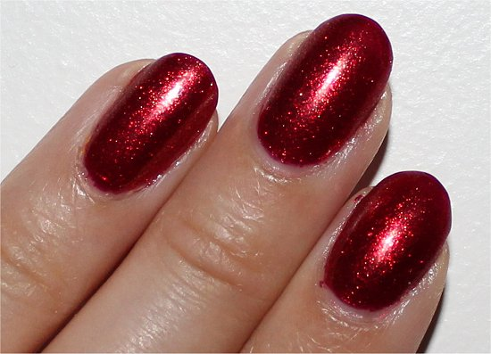 OPI Designer Series Indulgence Swatches & Review