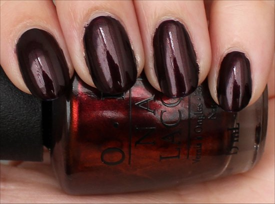 OPI German-icure Review &amp; Swatches