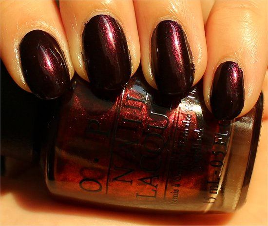 OPI German-icure by OPI Review & Pics