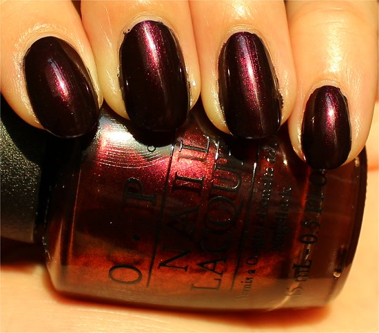 OPI German-icure by OPI Review &amp; Swatches