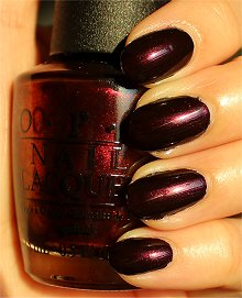 OPI German-icure by OPI Swatches & Review