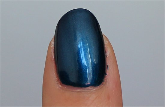 OPI Germany Collection 2012 Swatches & Review OPI Unfor-Greta-bly Blue