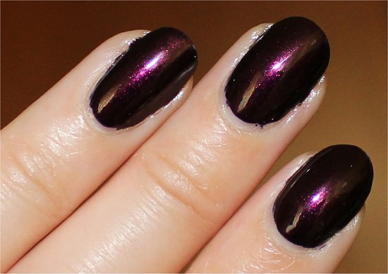 OPI Germany Collection Swatches German-icure by OPI Swatch