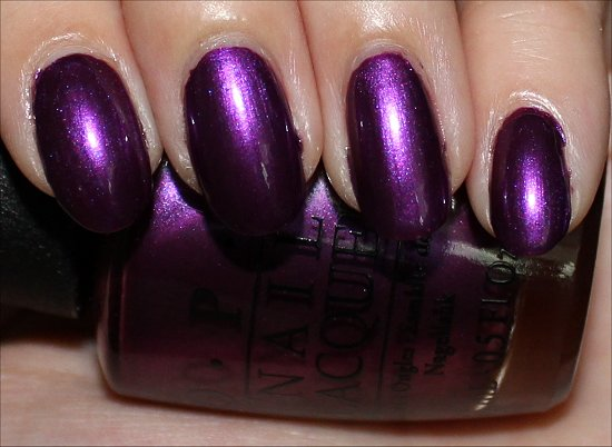 OPI Suzi & the 7 Dusseldorfs Pictures & Review