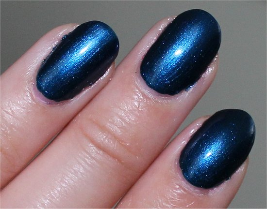 OPI Unfor-Greta-bly Blue OPI Germany Collection 2012