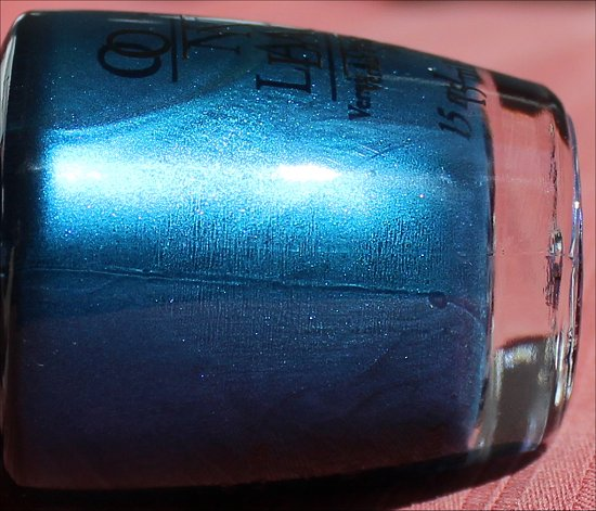 OPI Unfor-Greta-bly Blue Review & Pictures