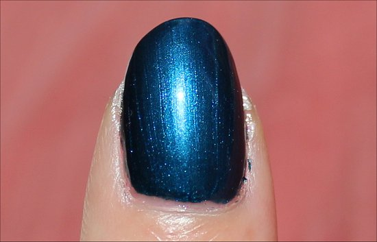 OPI Unfor-Greta-bly Blue Swatch & Review