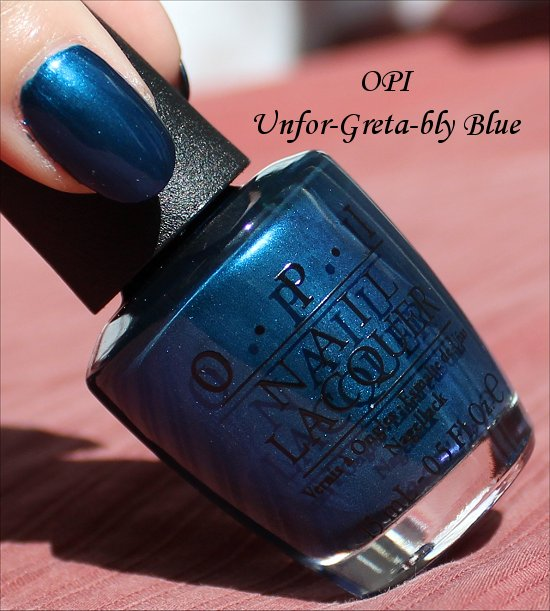 OPI-Unforgretably-Blue-Swatches-Review