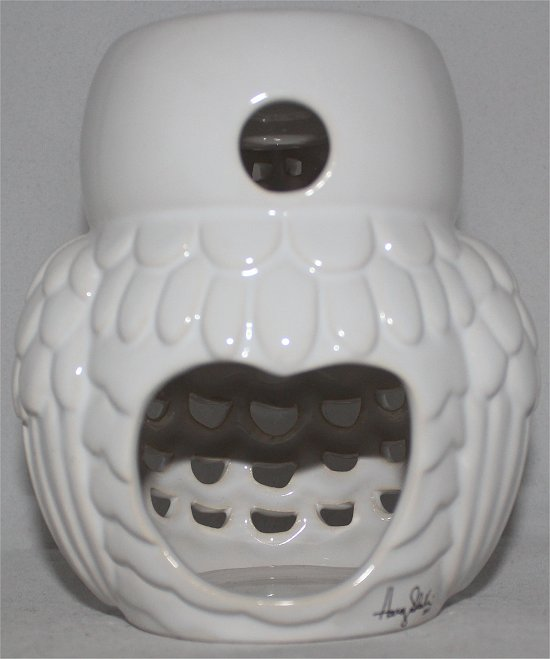 Oil Warmer Owl Pictures
