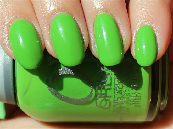Orly Fresh Swatch & Review