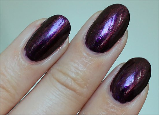 Orly Mineral FX Collection Orly Rococo A-Go-Go Swatches & Review