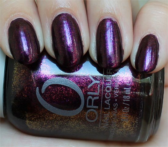 Orly Mineral FX Collection Orly Rococo A-Go-Go