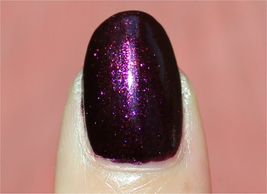 Orly Rococo A-Go-Go Orly Mineral FX Collection Swatch &amp; Review