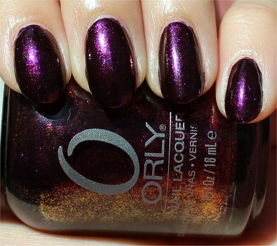 Orly Rococo A-Go-Go Review &amp; Swatch