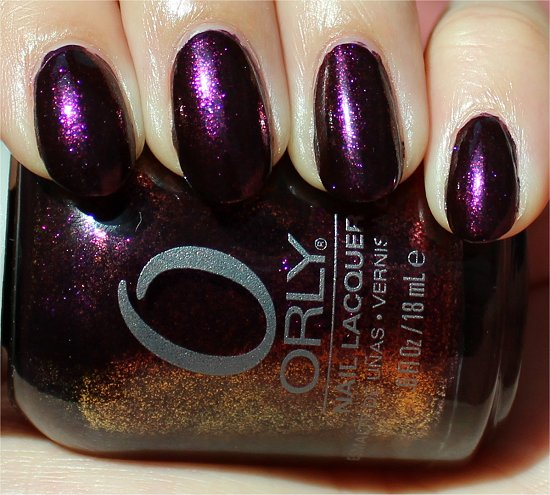Orly Rococo A-Go-Go Review &amp; Swatches