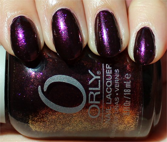 Orly Rococo A-Go-Go Swatch &amp; Review