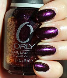 Orly Rococo A-Go-Go Swatches &amp; Review 