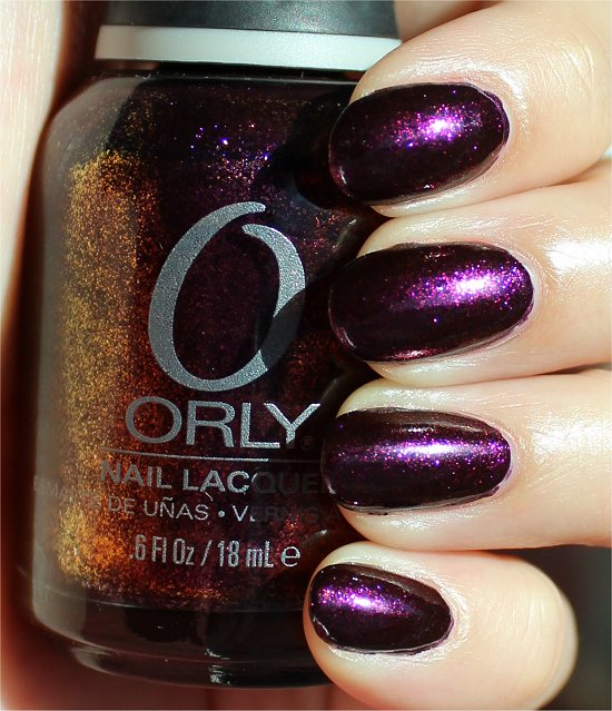 Orly Rococo A-Go-Go Swatches & Review