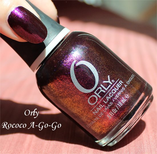 Orly Rococo A-Go-Go
