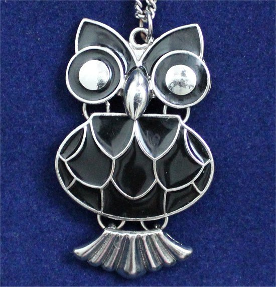 Owl Necklace Pictures