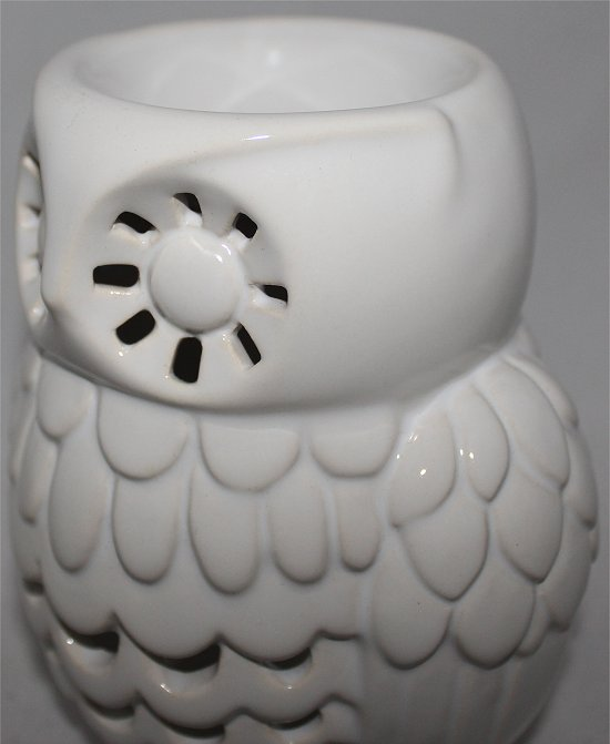 Owl Oil Warmer Picture