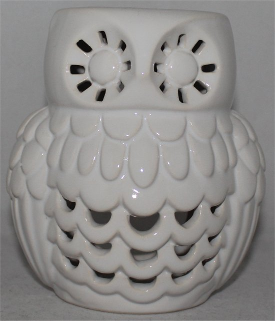 Owl Oil Warmer
