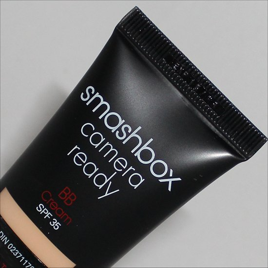 Smashbox Camera Ready BB Cream SPF 35 Light Swatches &amp; Review
