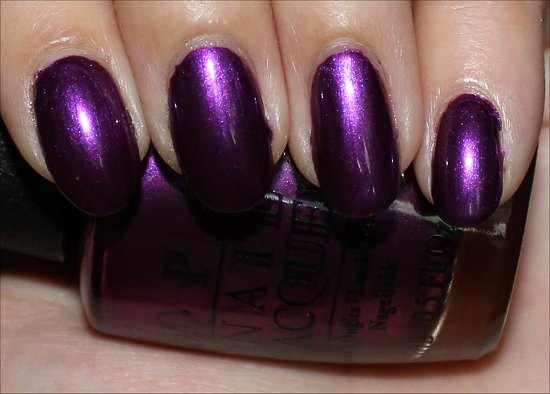 Suzi and the 7 Dusseldorfs OPI Germany Collection Swatches & Pictures