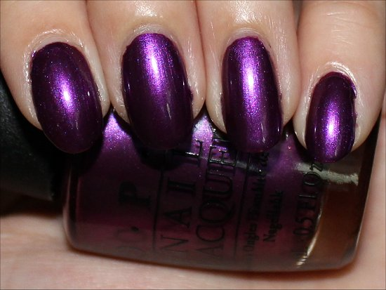 Suzi & the 7 Dusseldorfs OPI Swatches, Review & Pictures