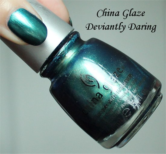 China Glaze Deviantly Daring New Bohemian Collection