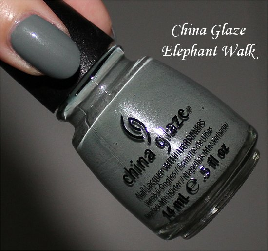 China-Glaze-Elephant-Walk-On-Safari-Collection-Swatches-Review-Pictures