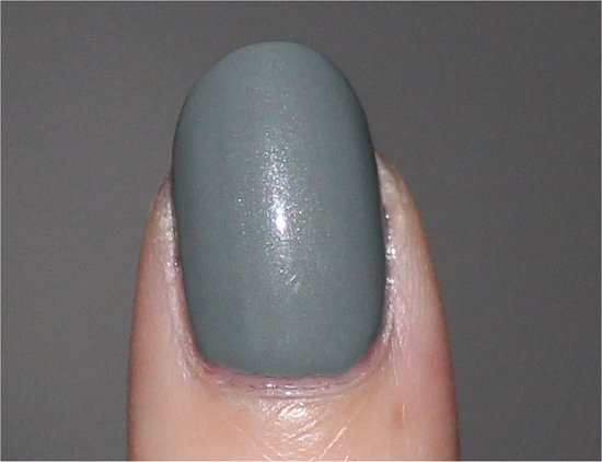China Glaze Elephant Walk Swatch