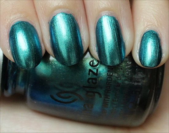 China Glaze New Bohemian Collection Deviantly Daring Review & Swatch