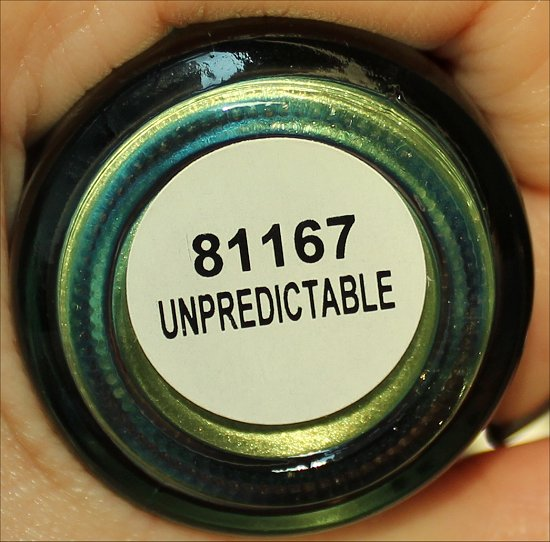 China Glaze New Bohemian Collection Swatches & Review Unpredictable