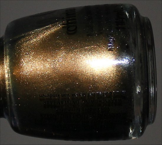 China Glaze Rare &amp; Radiant Swatch &amp; Review