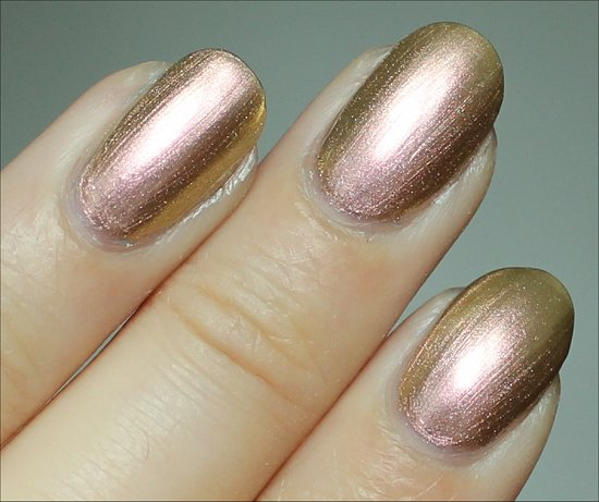China Glaze Swanky Silk Review & Photos