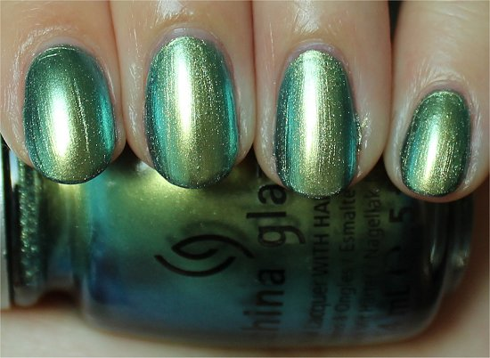 China Glaze Unpredictable Review