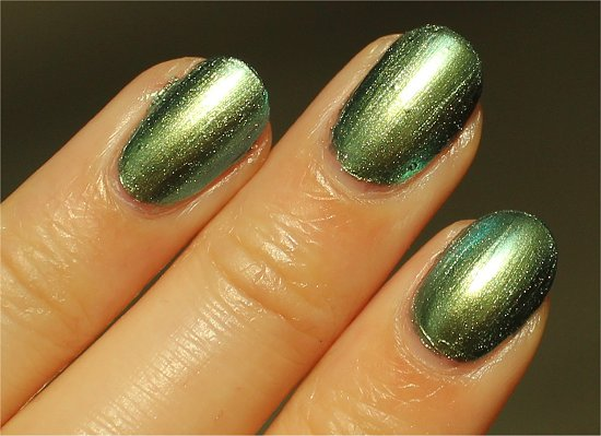 China Glaze Unpredictable Swatches & Review