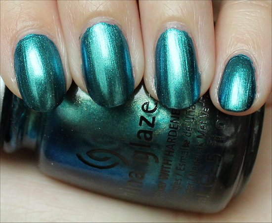 Deviantly Daring China Glaze New Bohemian Collection Swatches, Review &amp; Pictures