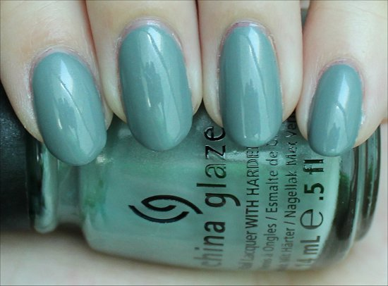 Elephant Walk China Glaze On Safari Collection Review &amp; Swatch